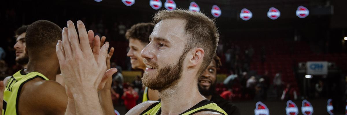 Spirou Basket -  Donar Groningen : une belle option à prendre