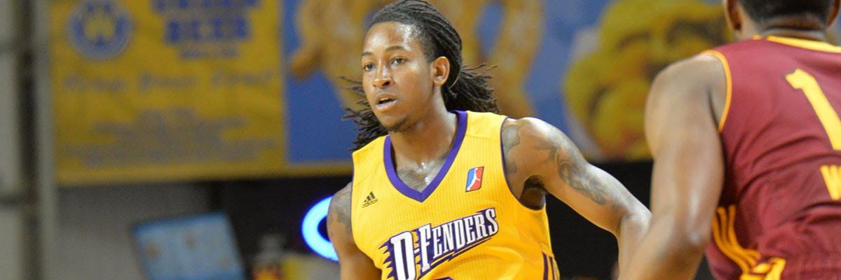 Kenneth Smith, nouveau meneur du Spirou Basket
