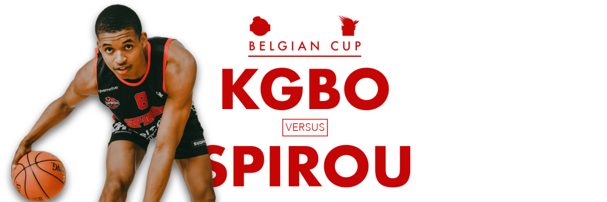 Coupe de Belgique : le Spirou ira à Gistel ce samedi