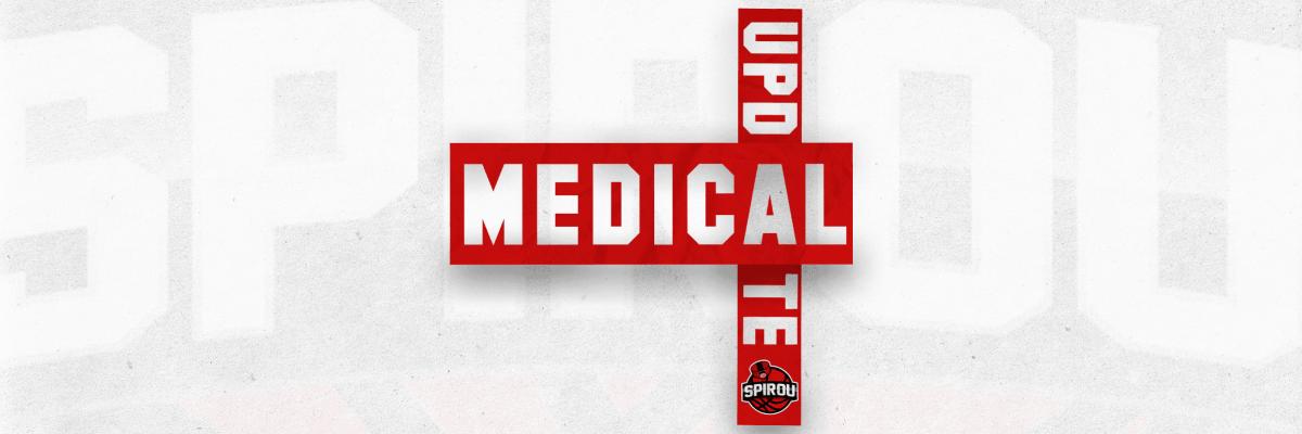 Medical update : Spirou - Malines