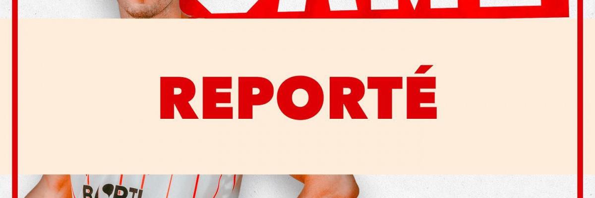 Spirou - Leuven : reporté