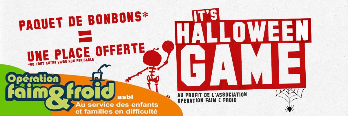 Halloween Game : toutes les infos