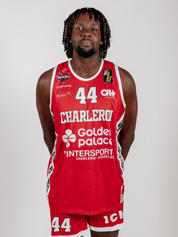 Proximus Spirou Basket - Marlon Makwa