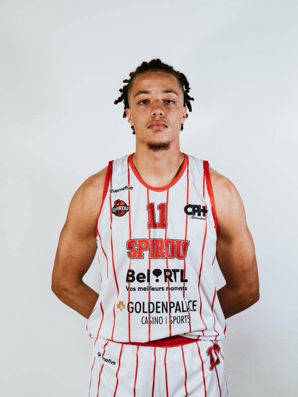 Proximus Spirou Basket - Moussa Noterman