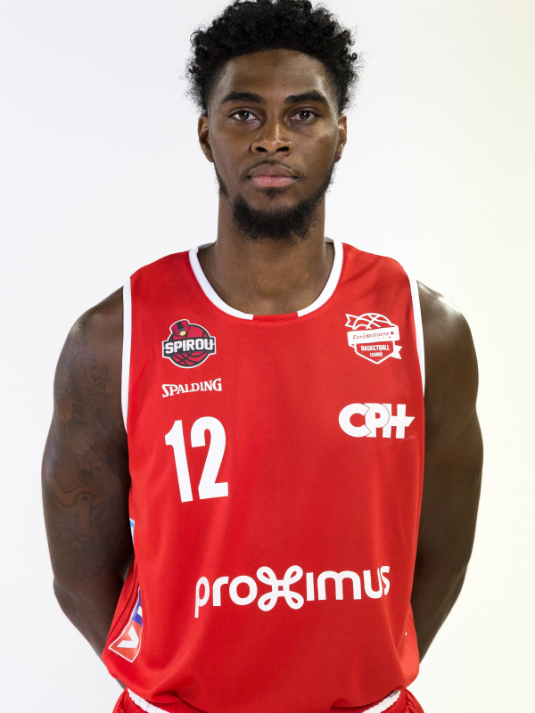 Proximus Spirou Basket - Quincy Ford