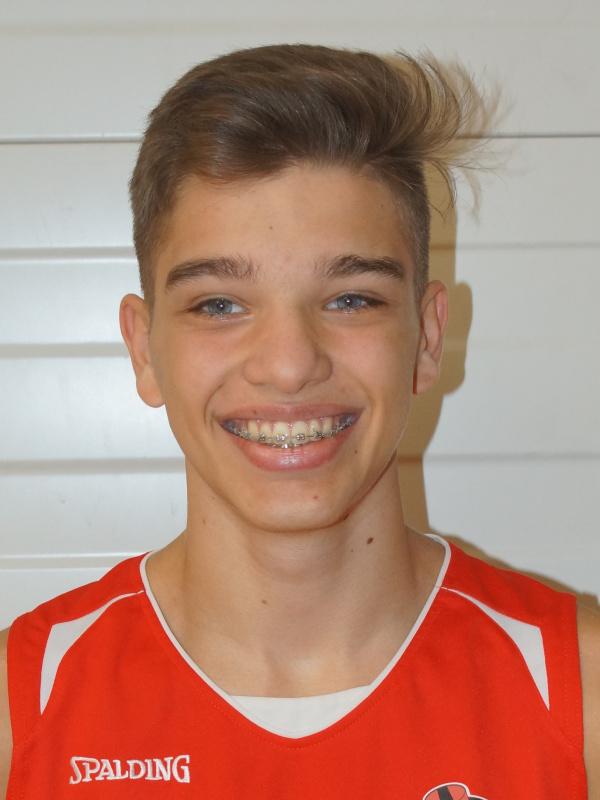 Proximus Spirou Basket - Lucas Beumier