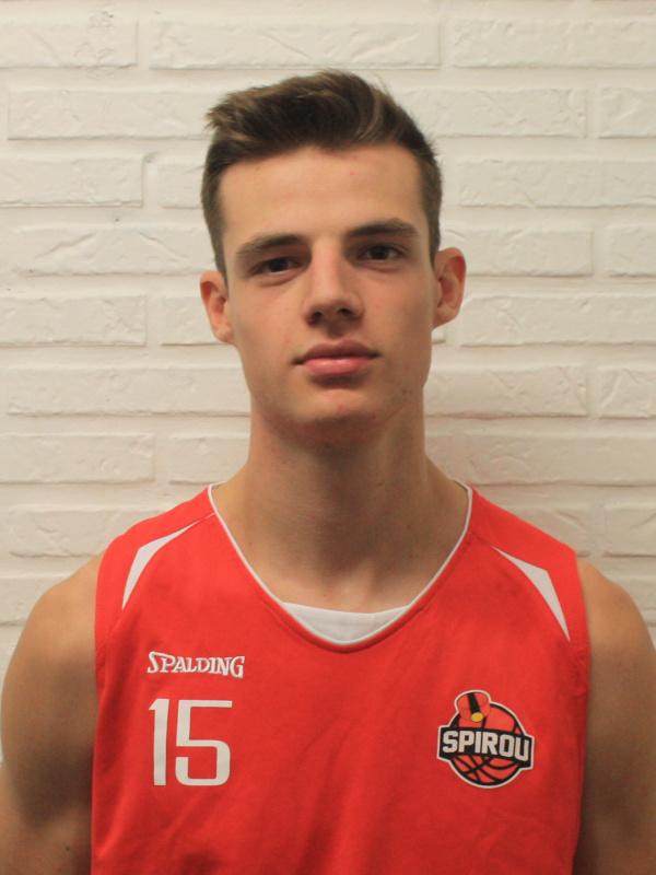 Proximus Spirou Basket - Christophe Vankelekom