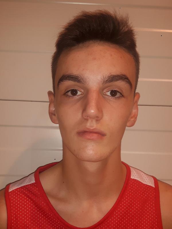 Proximus Spirou Basket - Lucas Cowez