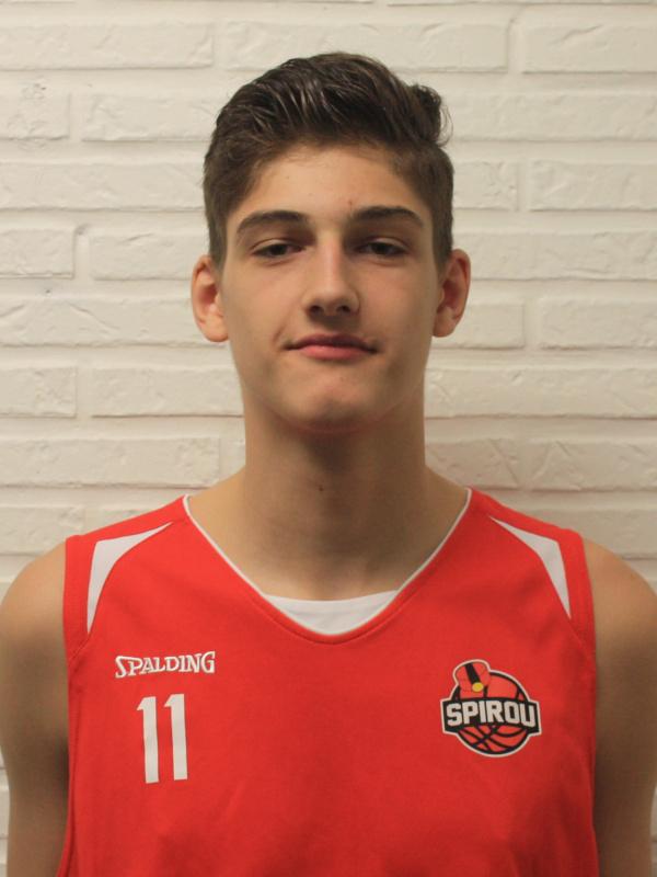 Proximus Spirou Basket - Matteo Lo Giudice
