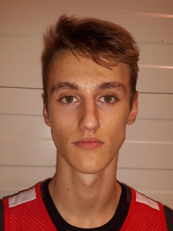 Proximus Spirou Basket - Quentin Schiettecatte