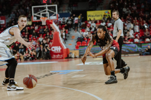Speedy Smith a une vision d'aigle.